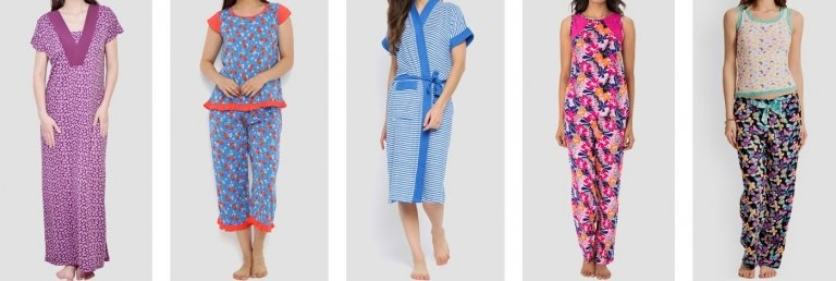 knit sleepwear, pajamas sets, pyjamas tops & pants, short pjs, chemise, night gowns, sleeping dress, sleep robes, loungewear, activewear, workout clothes, gym apparel, fitness wear, athletic clothing, sportswear, exercise clothes, yoga clothes, body building etc knit garments for womens, mens, ladies, girls, boys, kids