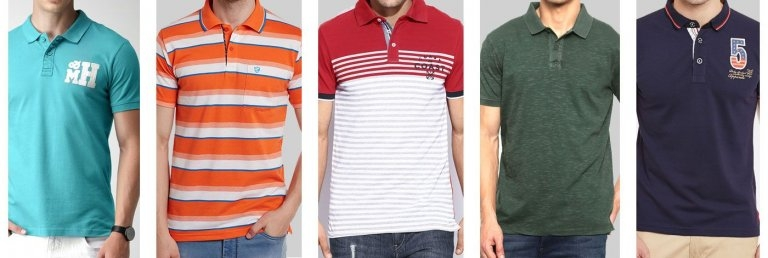 Polo T Shirts Clothing Manufacturers Suppliers Exporters