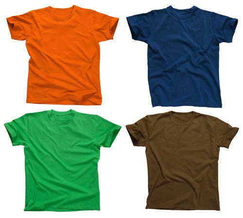 round neck t-shirt manufacturer