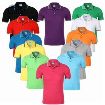 Polo shirts factory