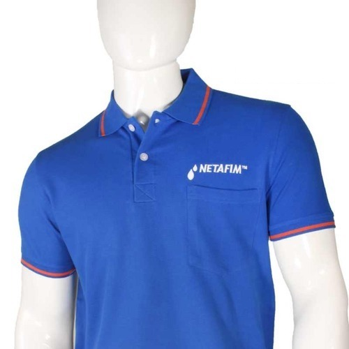 Promotional clothing manufacturers, promotional clothing suppliers, promotional clothing exporters, Promotional Logo Printed Polo T-shirt Manufacturers