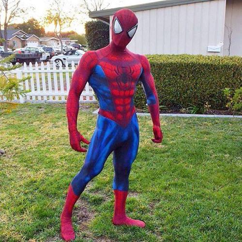 Wholesale-Halloween-Cosplay-Spiderman-Superhero-Costume