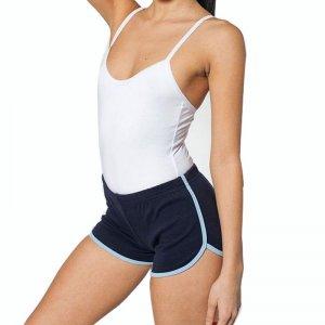 Body Fit Women Training Short Pants Custom