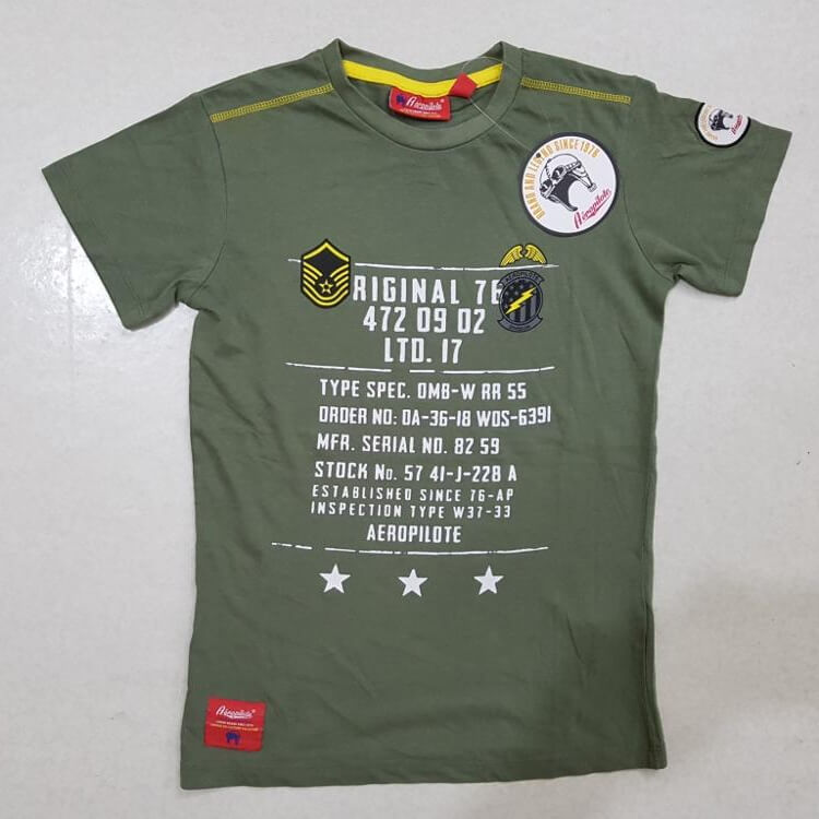 T-Shirt Manufacturer and T-Shirt Supplier in Malaysia
