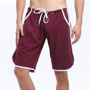 Long length gym shorts