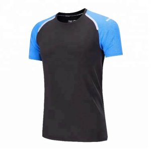 Men Breathable Running T-shirt
