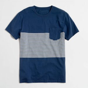 Men Cut-sew T-shirt