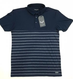 Mens Stripped Polo Shirt