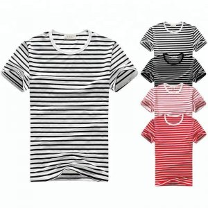 Slim-Fit-Stripe T-shirt
