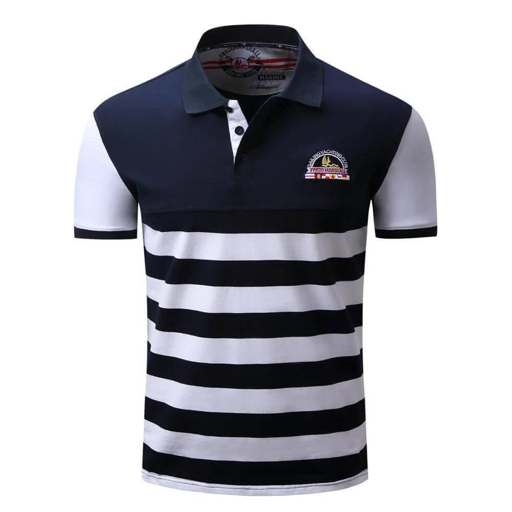 Striped Polo Shirt Manufacturer Supplier, Wholesale T-shirts Supplier Malaysia, T-shirts Manufacturer, Uniforms wholesale