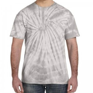 Tie-Dye Cotton T-Shirt