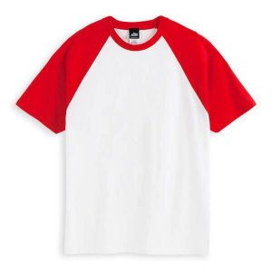 Wholesale Cotton baseball T-shirt