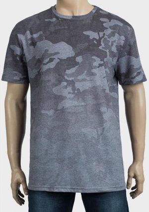 Mens Plus Size Camo T-Shirt
