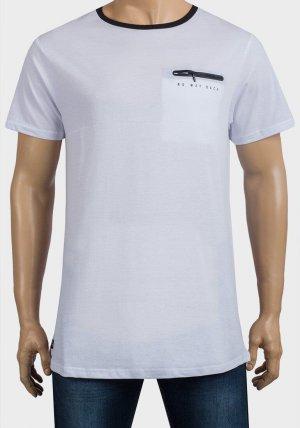 Mens Zip Pocket T-Shirt