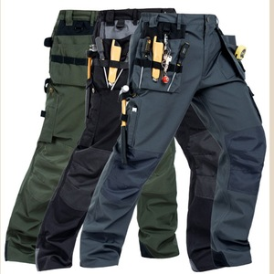Working Cargo Pants Multi Pockets Worker Mechanic Cargo Pants Workwear Wholesale Cargo Pant For Mens